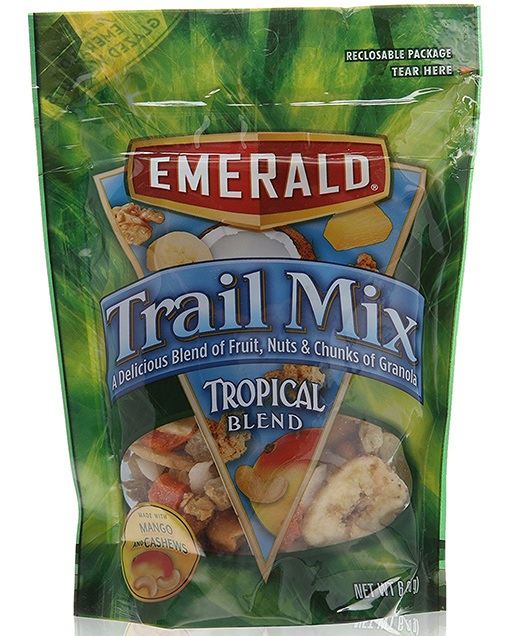 Emerald Tropical Blend Premium Trail Mix