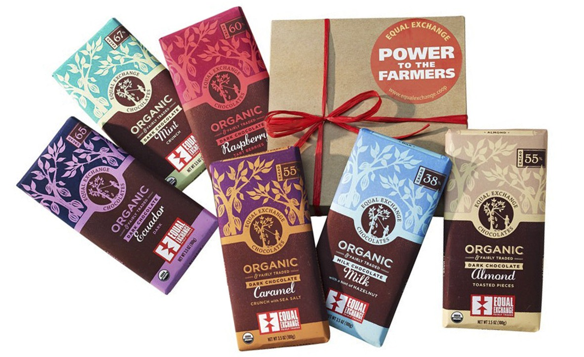 Equal Exchange Organic Extreme Dark Chocolate Bar