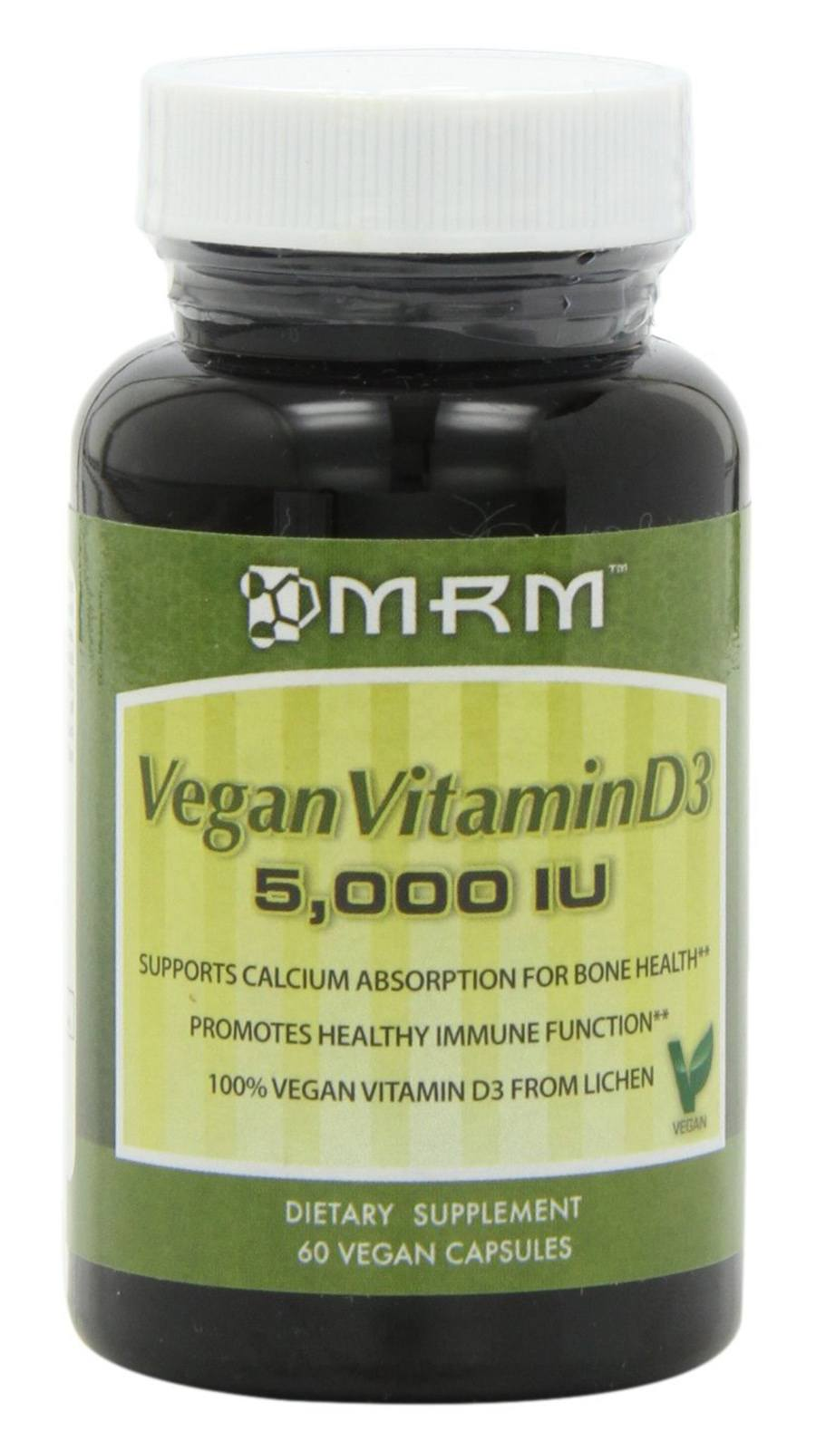MRM Vegan Vitamin D3