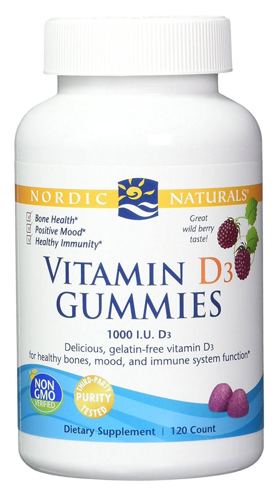 Vitamin d3 brands