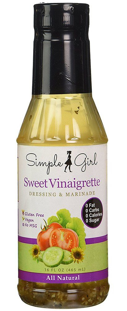 Simple Girl Salad Dressing-3 Bottle Pack