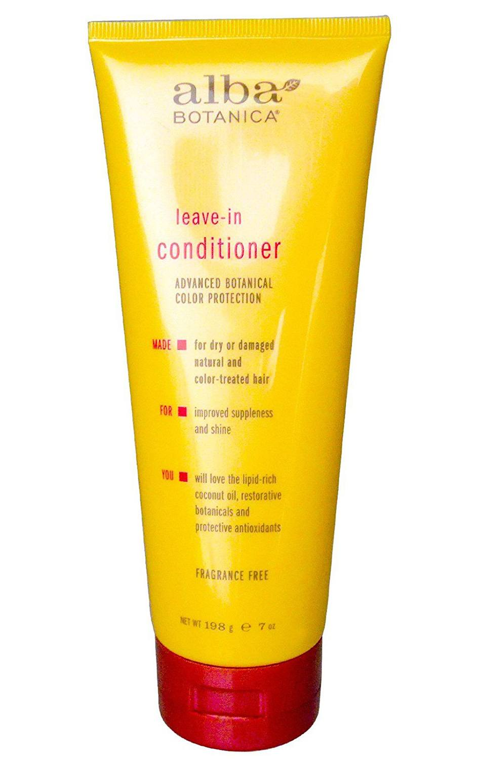 Alba Botanica Leave-in Conditioner Fragrance Free