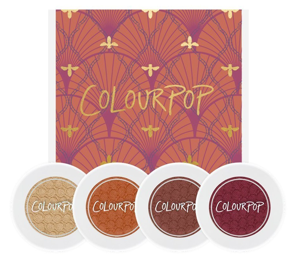 Colourpop - Eyeshadow Collection