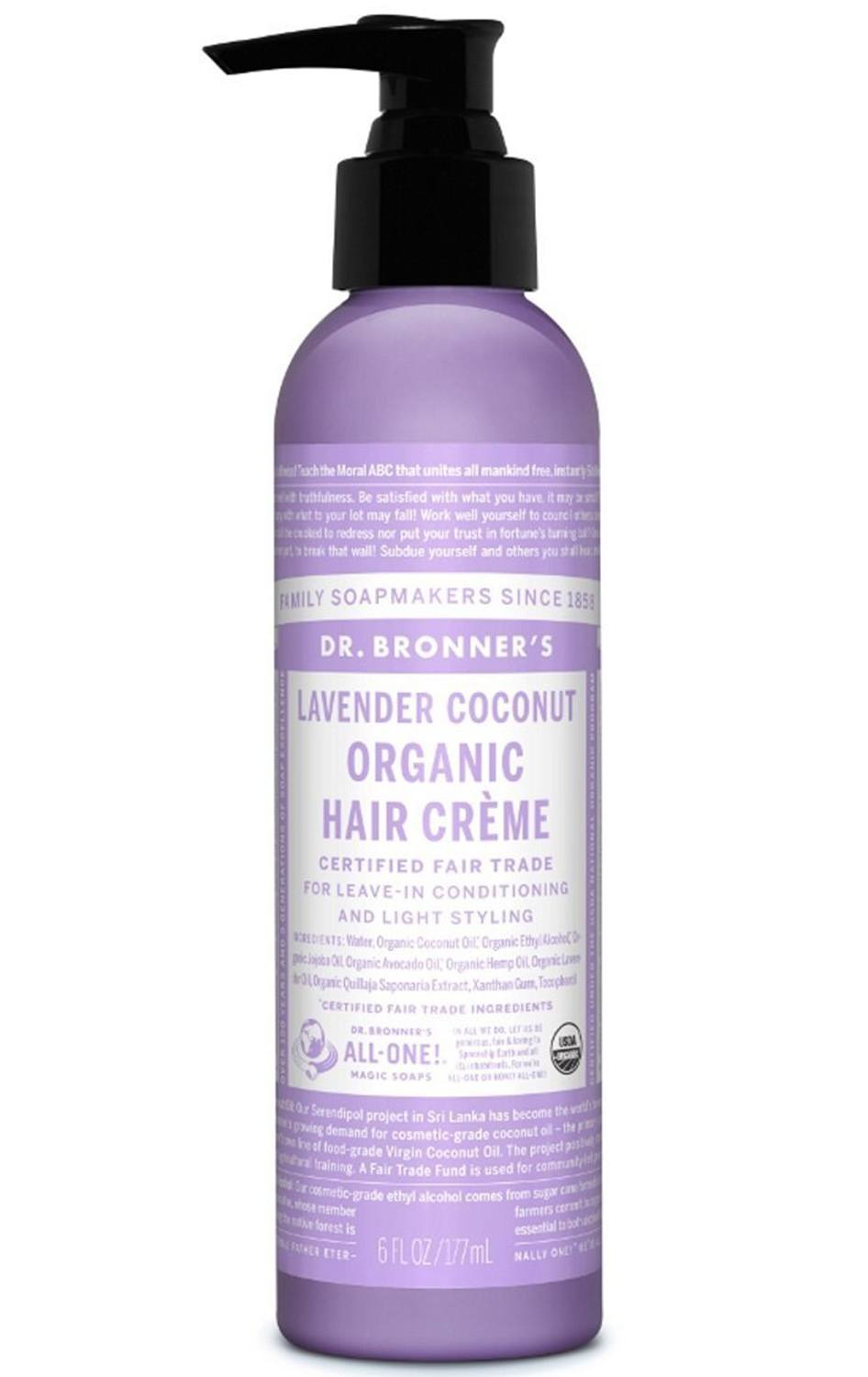 Dr. Bronner - Lavender & Coconut Hair Conditioner
