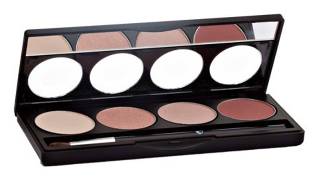 Eye Shadow Palette By Zuzu Luxe