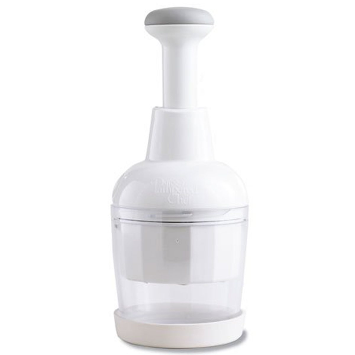 The Pampered Chef Cutting Edge Manual Food Chopper