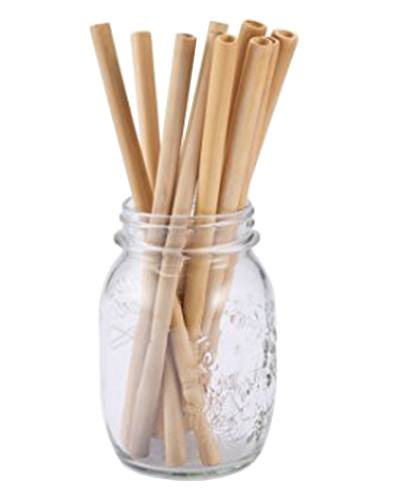 Zone Bamboo Drinking Straws