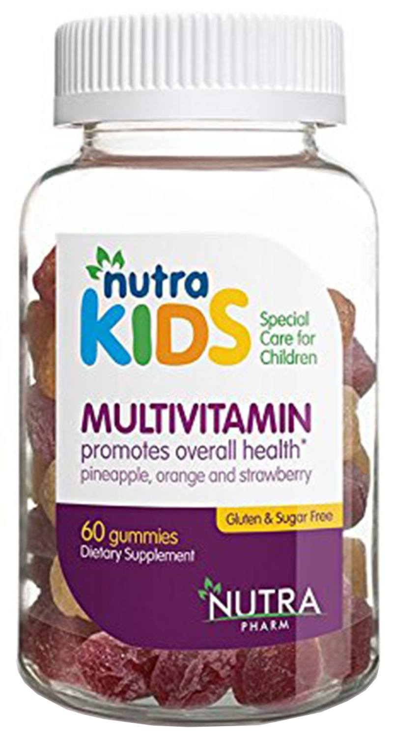 Nutra Kids Multivitamin Gummies