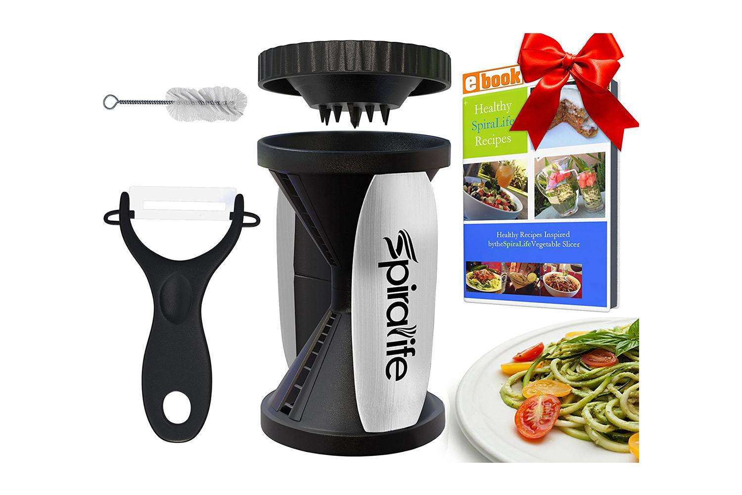 SpiraLife Best Vegetable Spiralizer