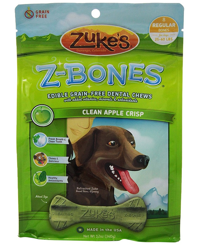 Zukes Z-Bone Box Treat