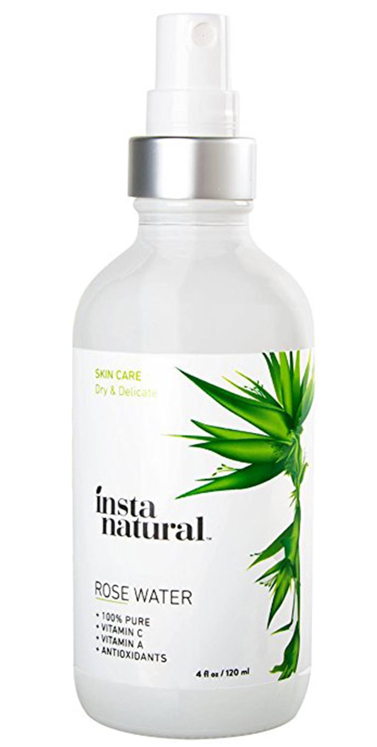 InstaNatural Rose Water Toner for Face