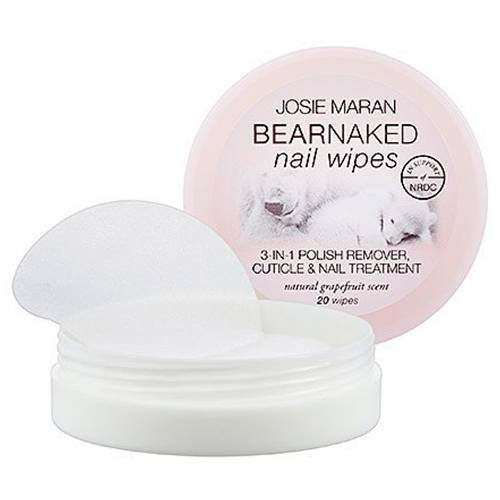 Josie Maran Bear Naked Nail Wipes