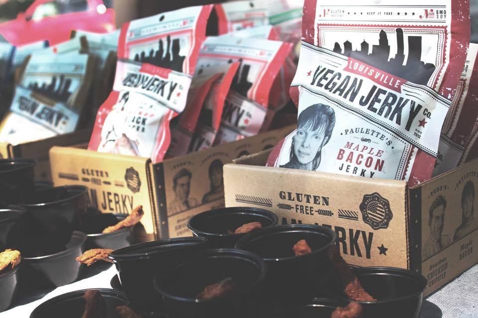 Louisville Vegan Jerky of the Month