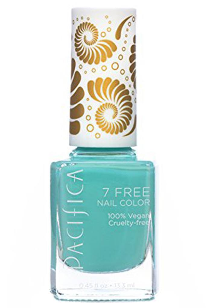 Pacifica 7 Free Nail Color Vegan