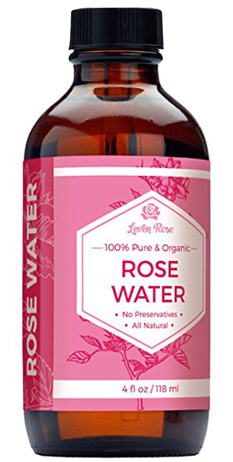 Rose Water Toner by Leven Rose