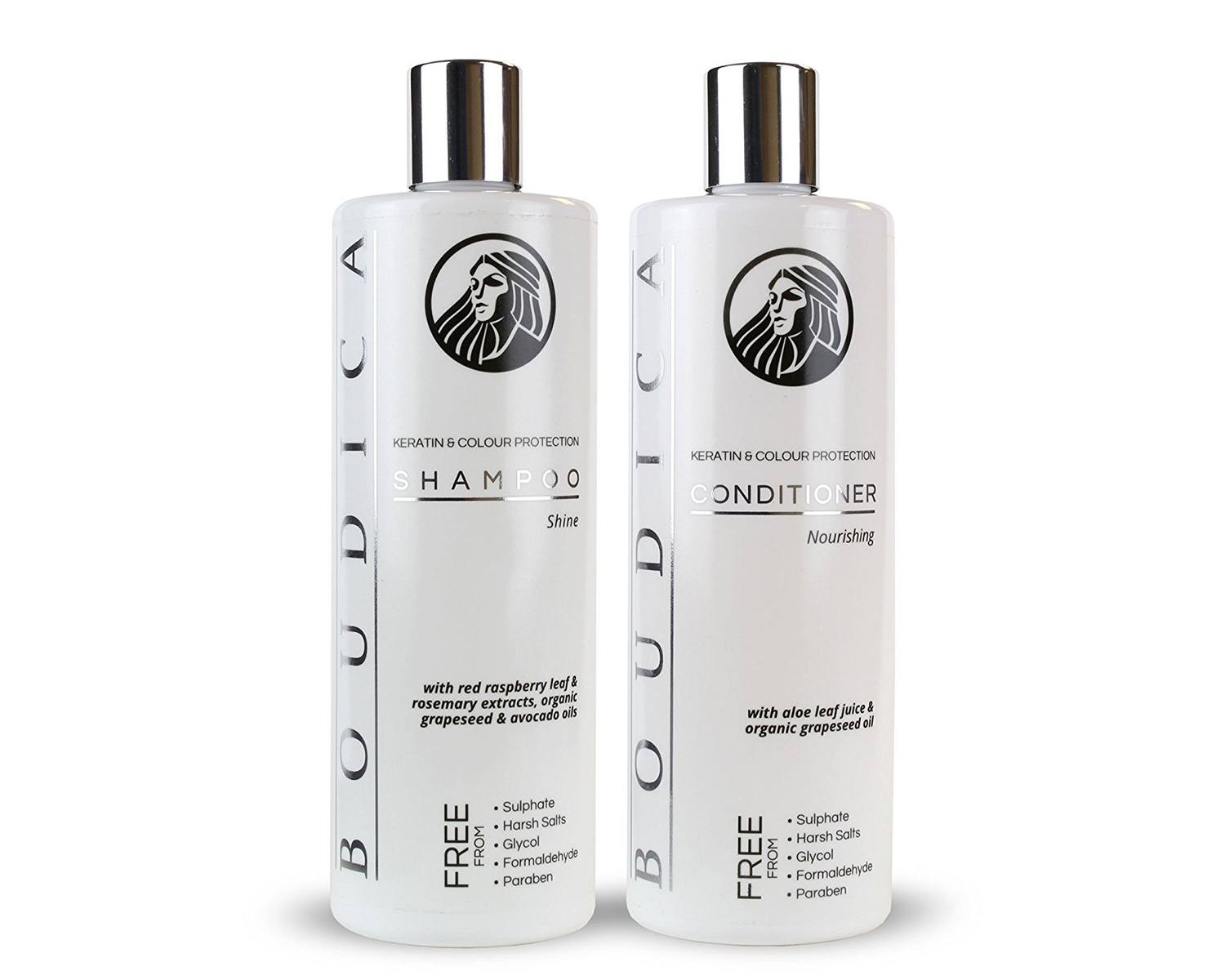 Boudica Shine Sulfate Free Shampoo & Conditioner