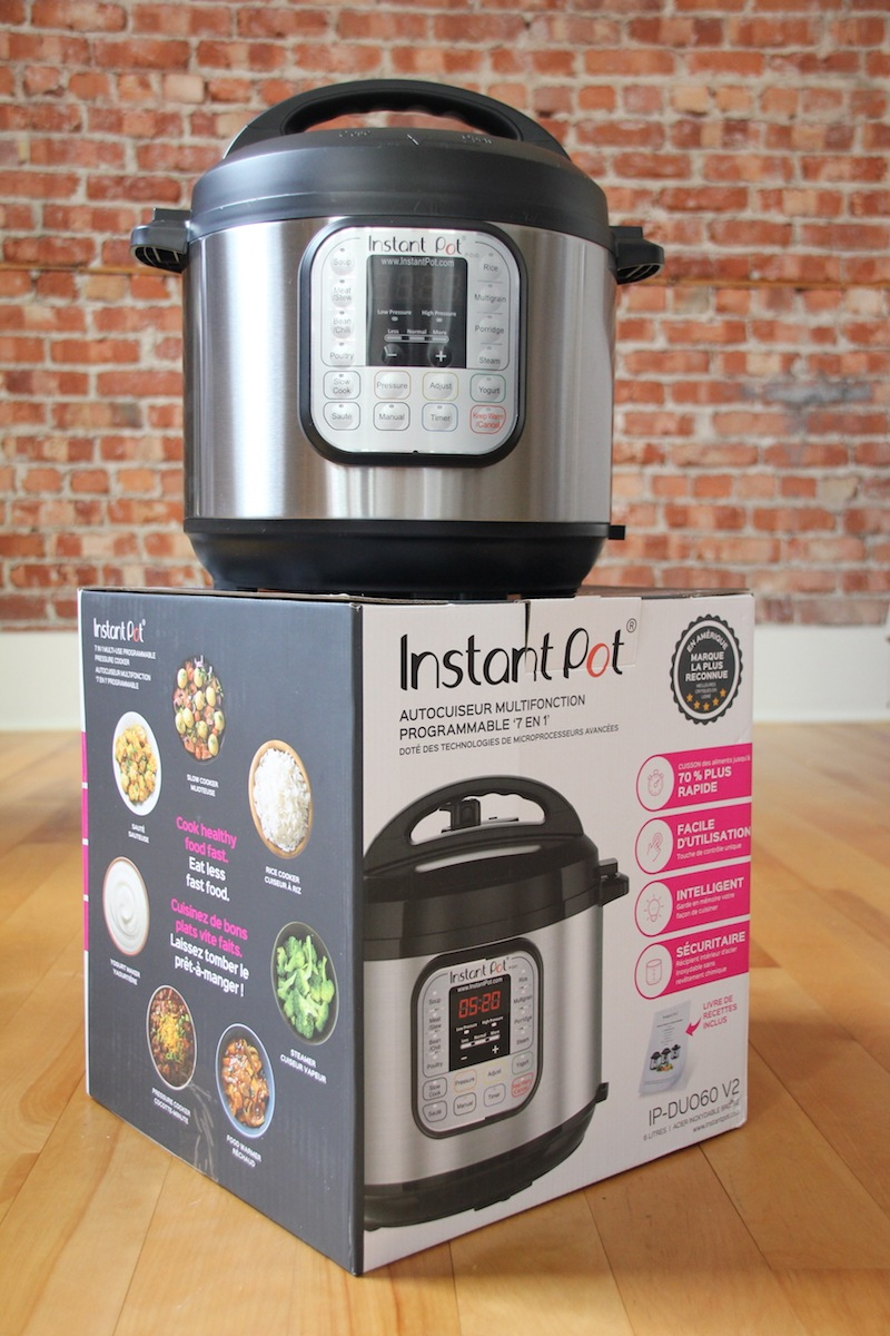 Instant Pot IP DUO60 - Tall