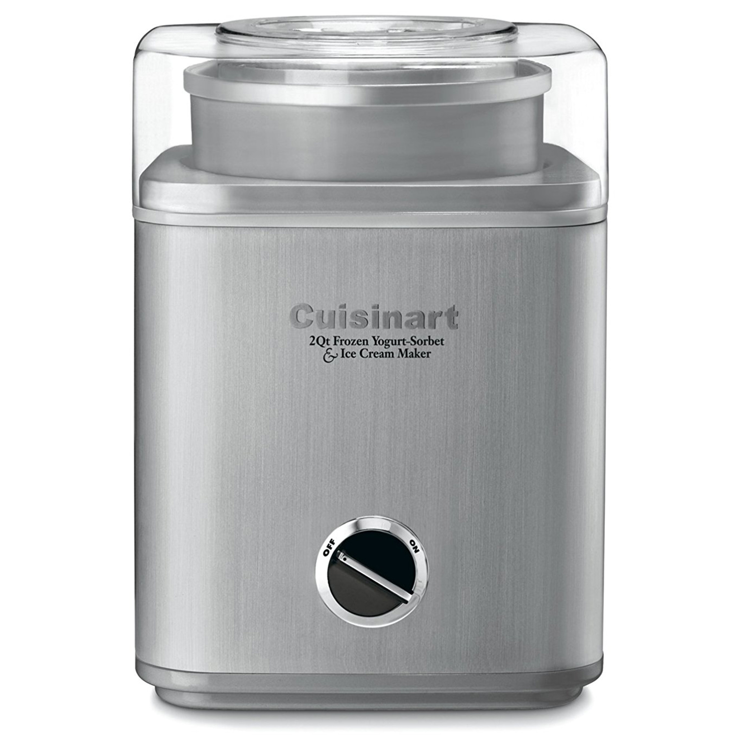 Cuisinart Frozen Yogurt, Sorbet, Home Ice Cream Machine