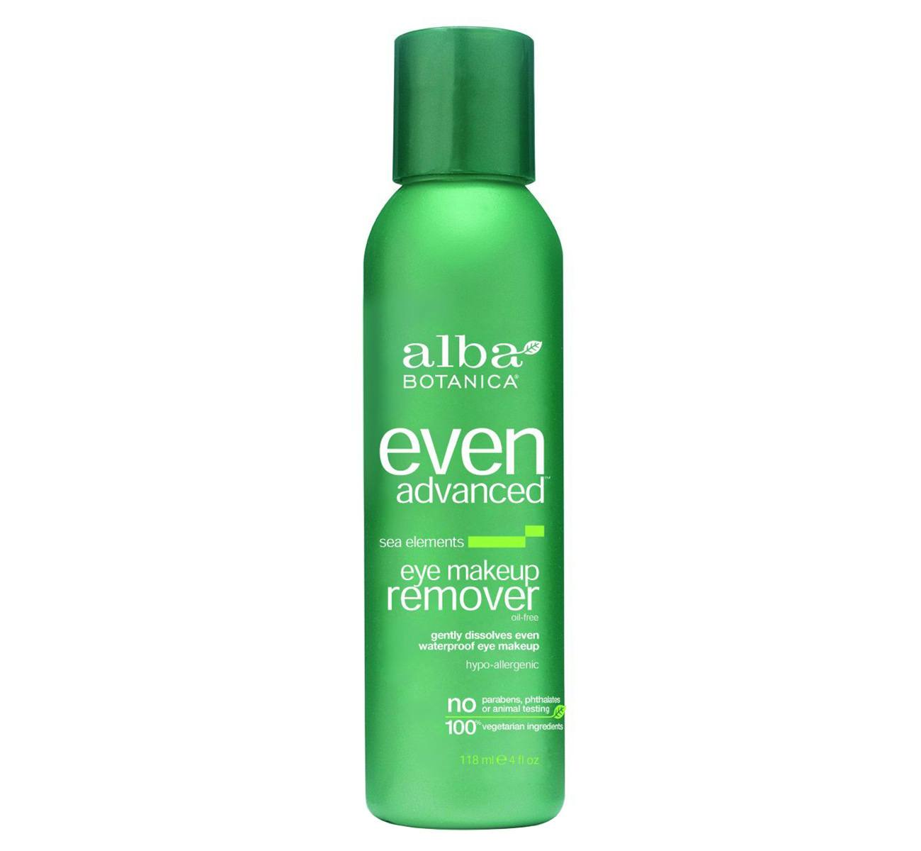 Alba Botanica Even Advanced Vegan Eye Makeup Remover