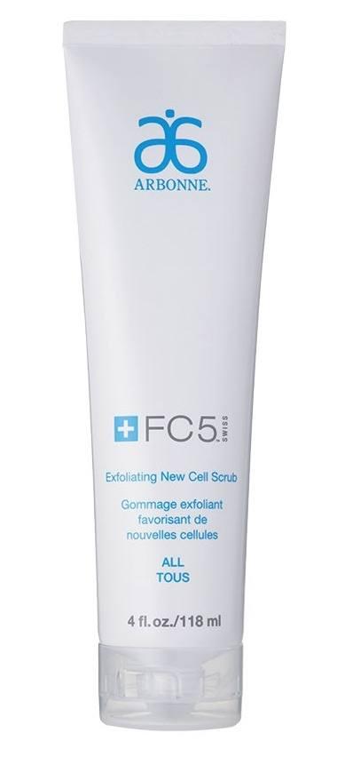 Arbonne FC5 Exfoliating New Cell Scrub
