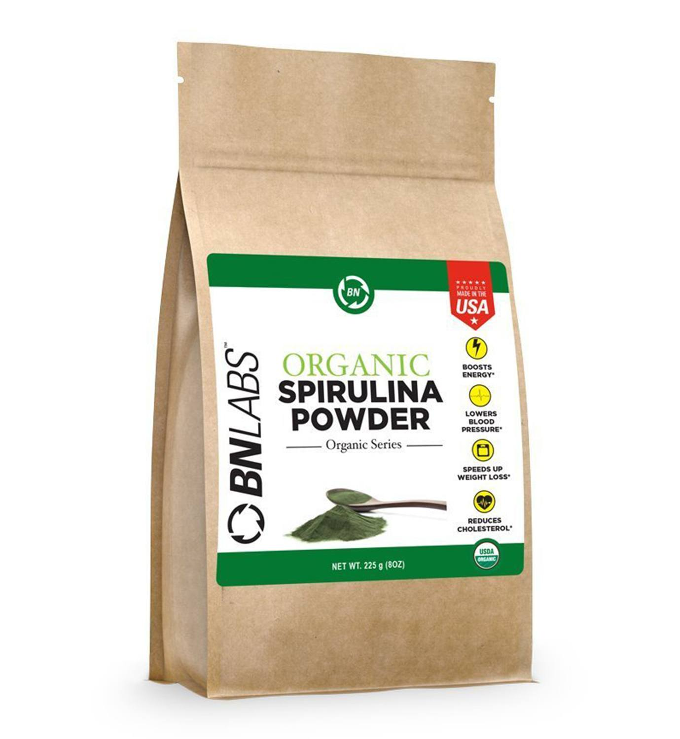 BNLabs Spirulina Powder