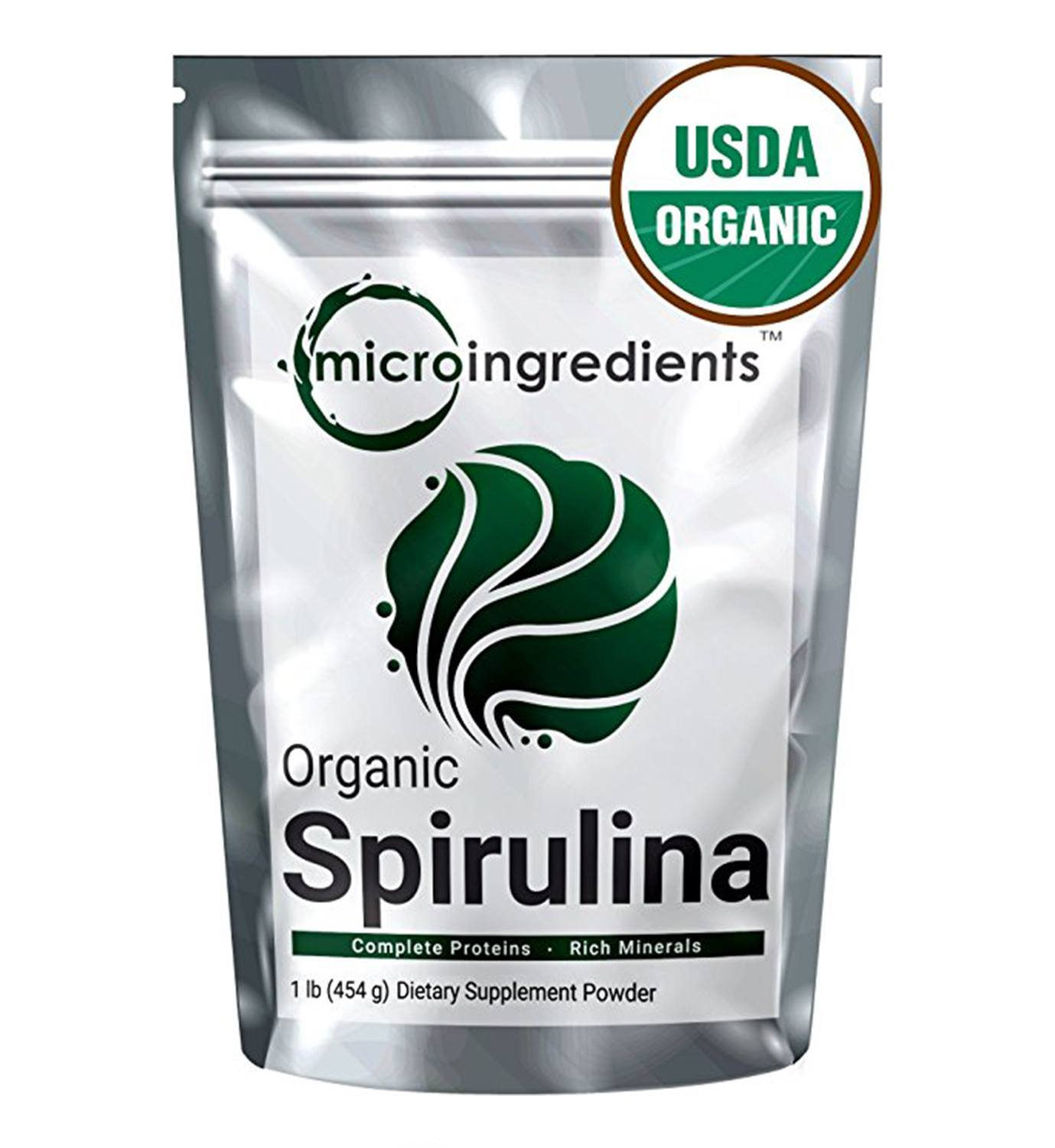 Micro Ingredients Spirulina Powder
