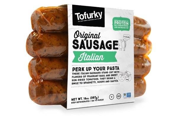 Tofurky Vegan Italian Sausage