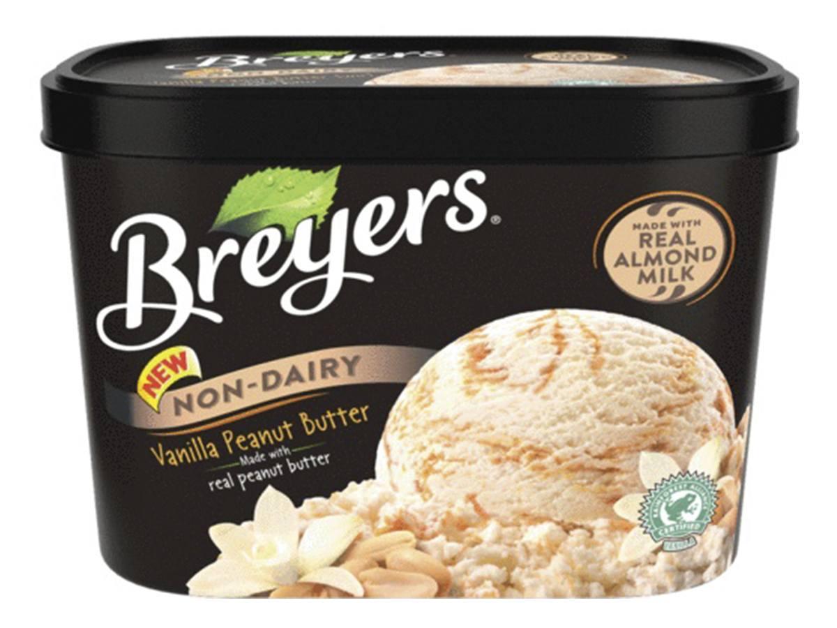 Breyers Non Dairy Ice Cream