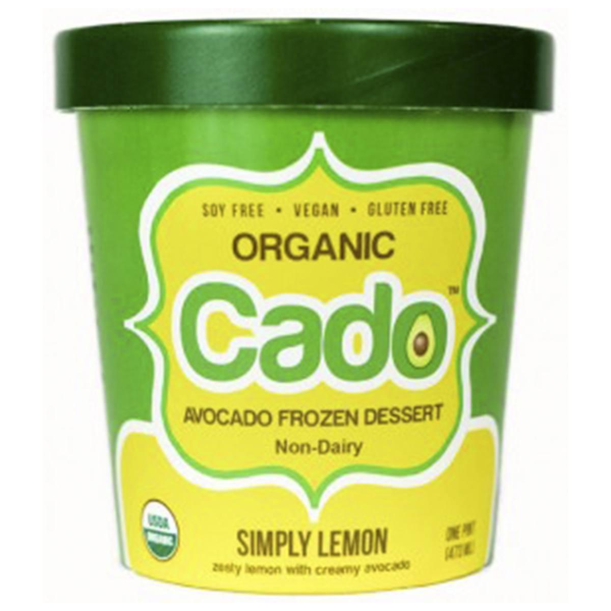 Cado Dairy Free Ice Cream