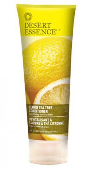 Desert Essence Conditioner Lemon Tea, 8 oz