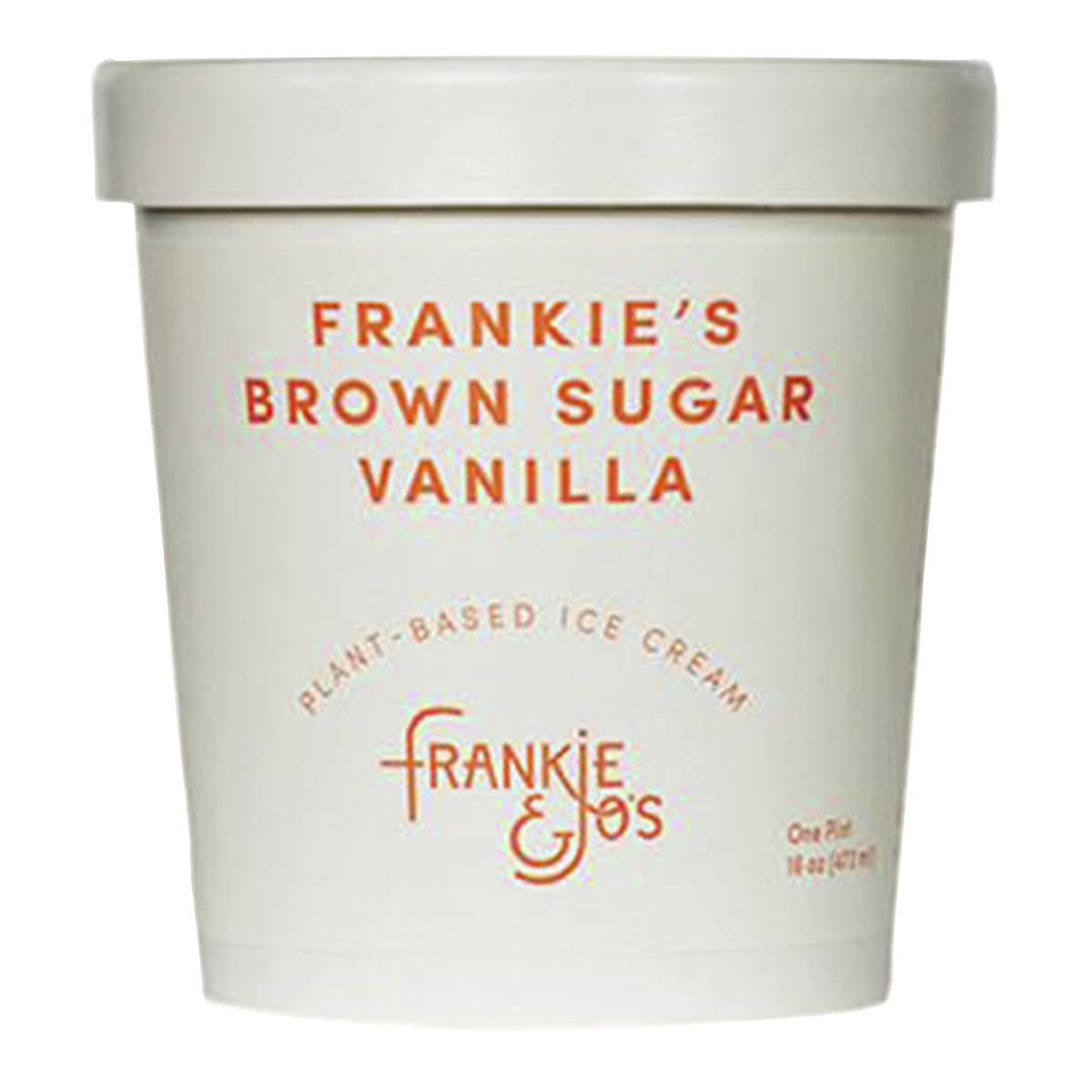 Frankie and Jos Milk Free Ice Cream