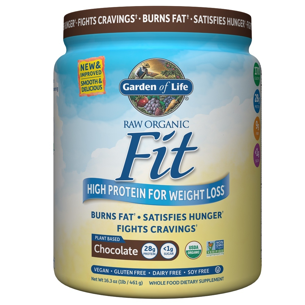 Garden of Life Vegan Protein Powder for Weight Loss