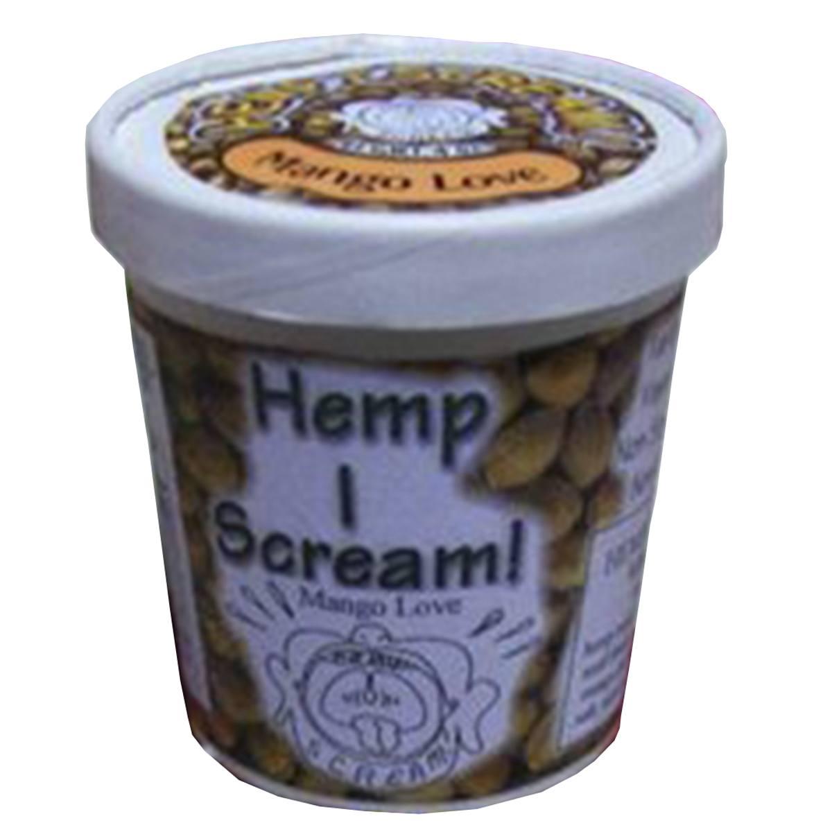 Hemp I Scream Ice Cream