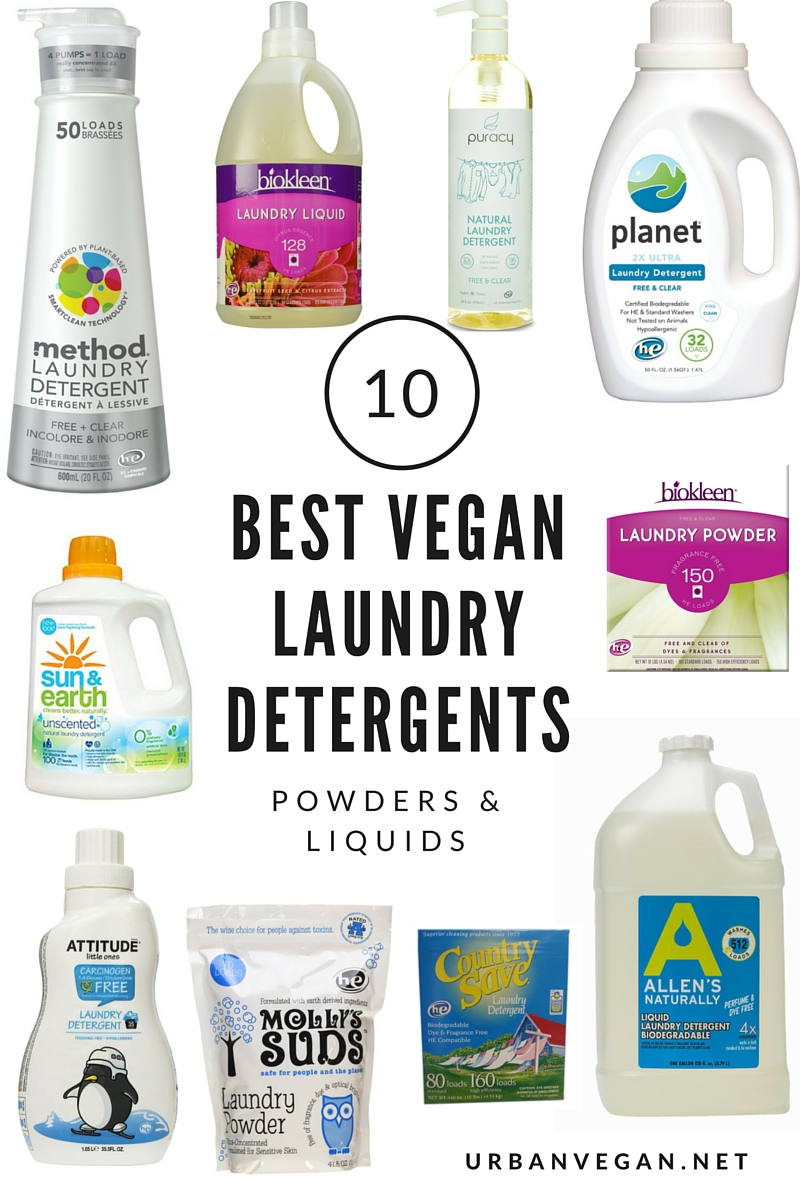 Best Natural Laundry Liquid