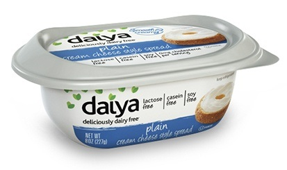 Daiya Cream Cheese Style Spread