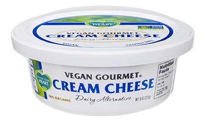 Vegan Gourmet Cream cheese