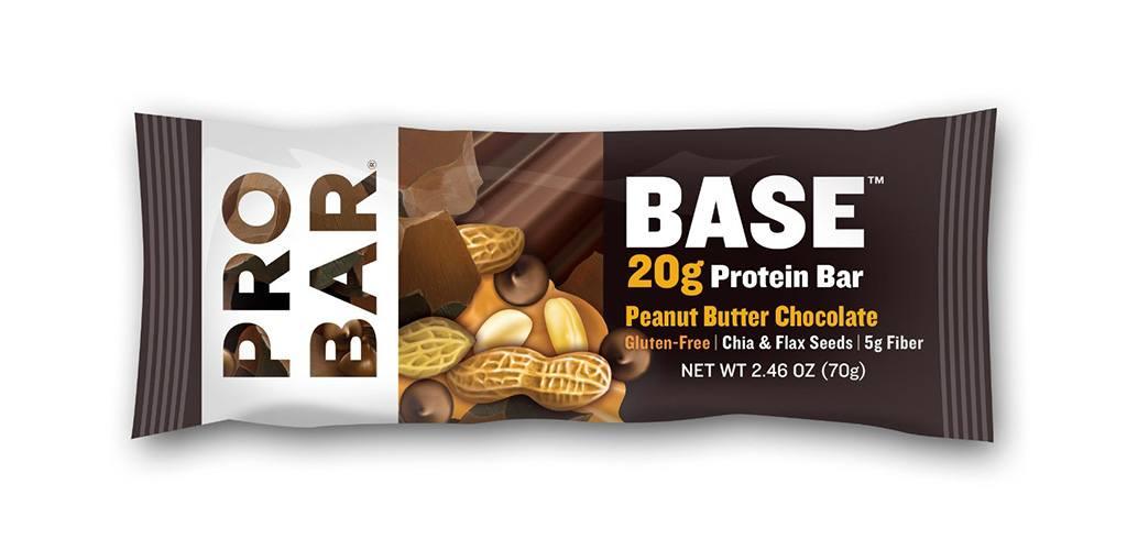 Vegan Peanut Butter Chocolate Protein Bar