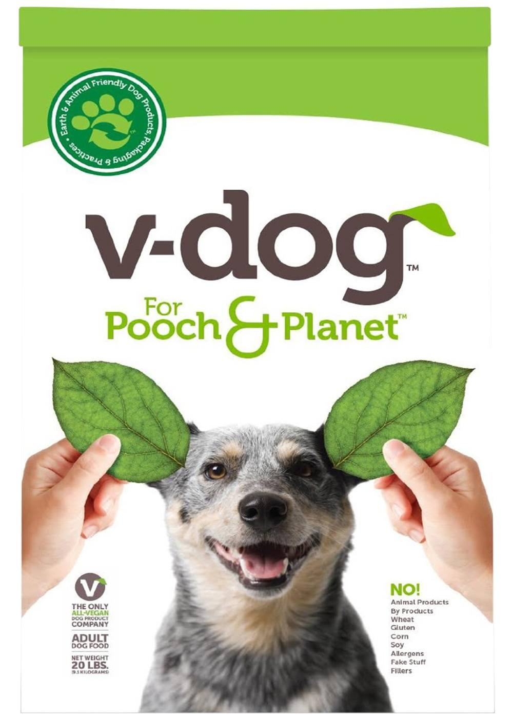 Vegetarian Dry Dog Food