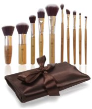 Missamé 10 Pcs Makeup Brushes For Face And Eye