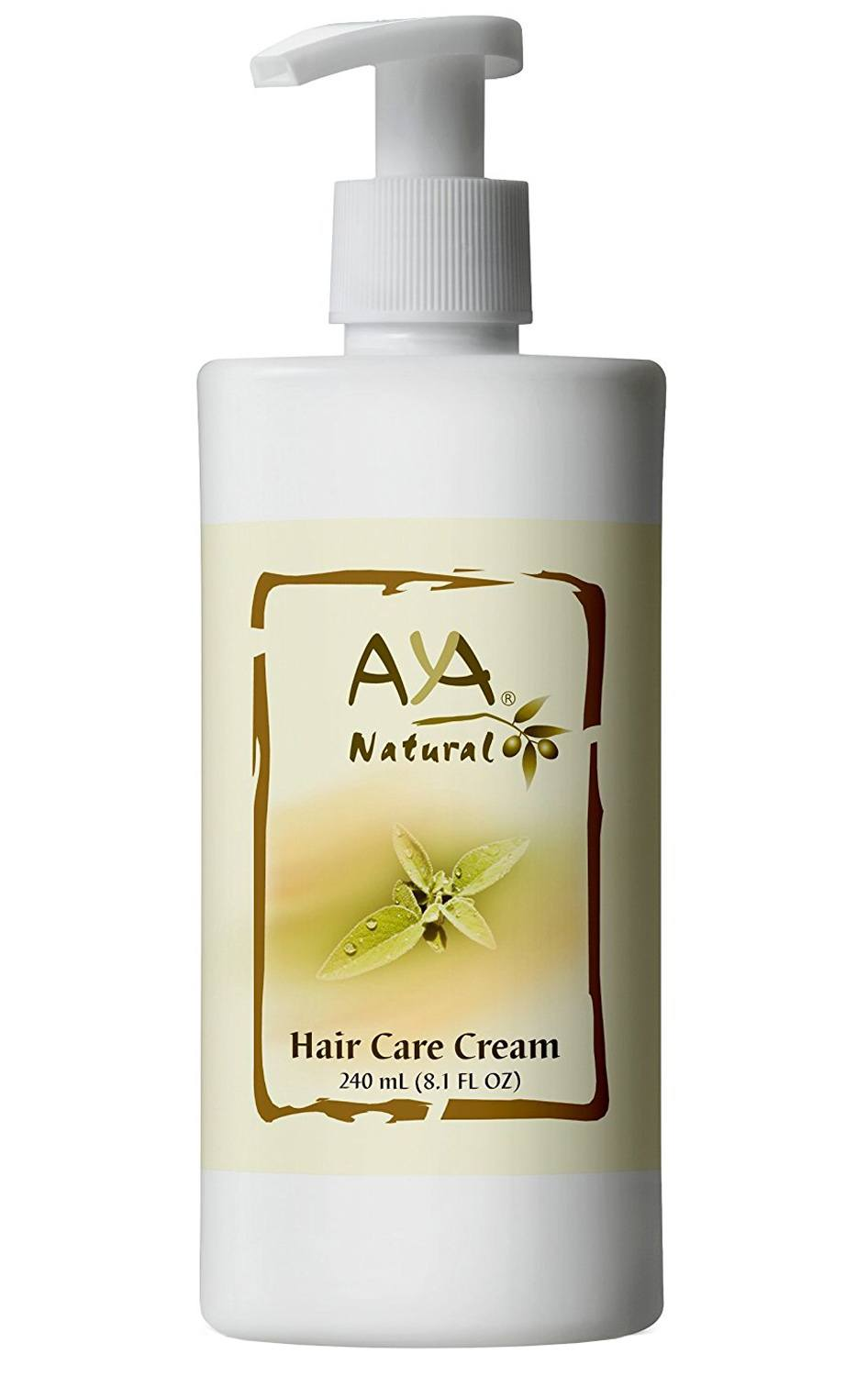 Aya Natural Leave-In Conditioner Hair Moisturizer Cream copy