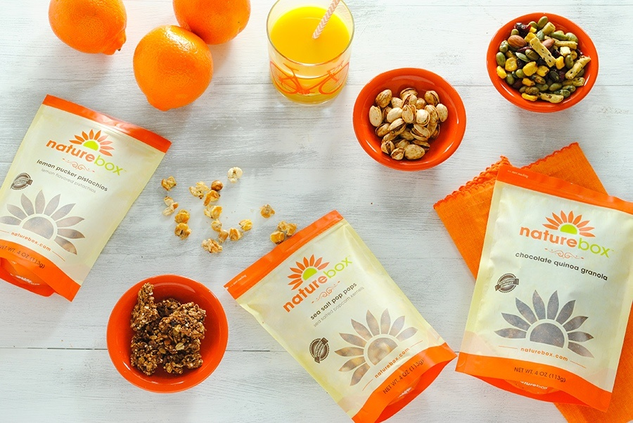 Naturebox Vegan Subscription