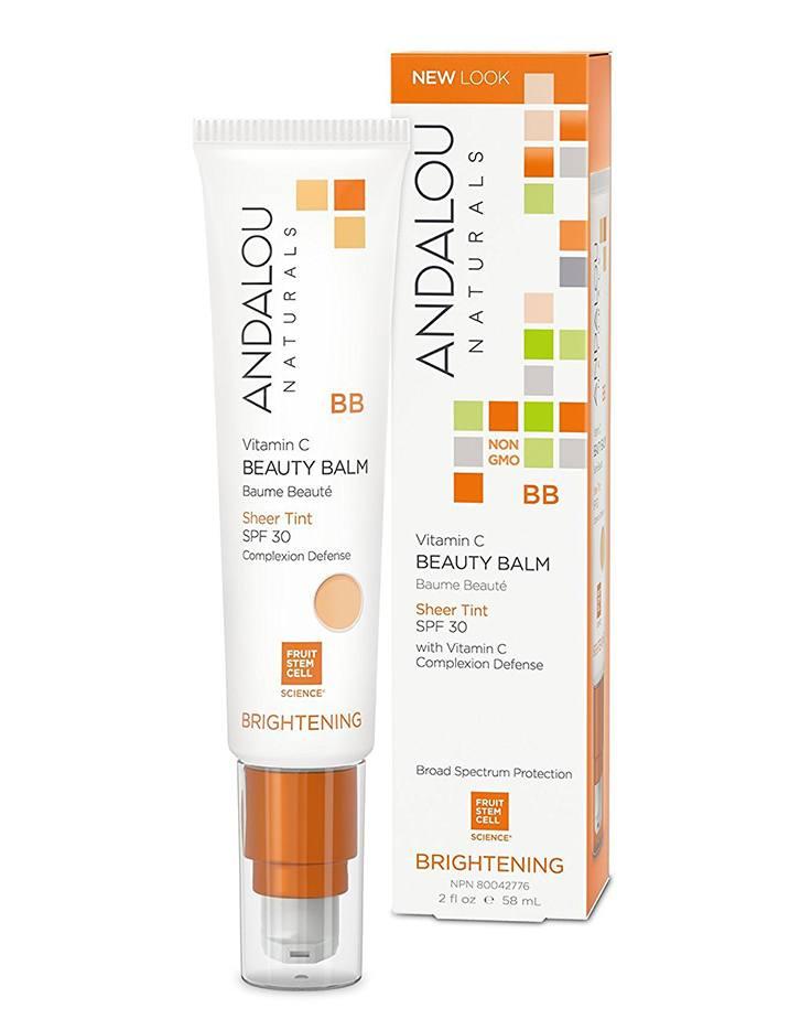Andalou Naturals Vitamin C BB Beauty Balm