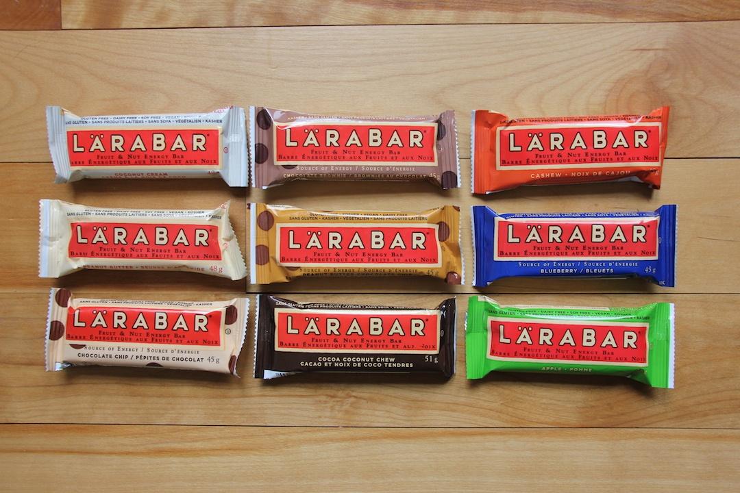 Food Should Taste Good Bars