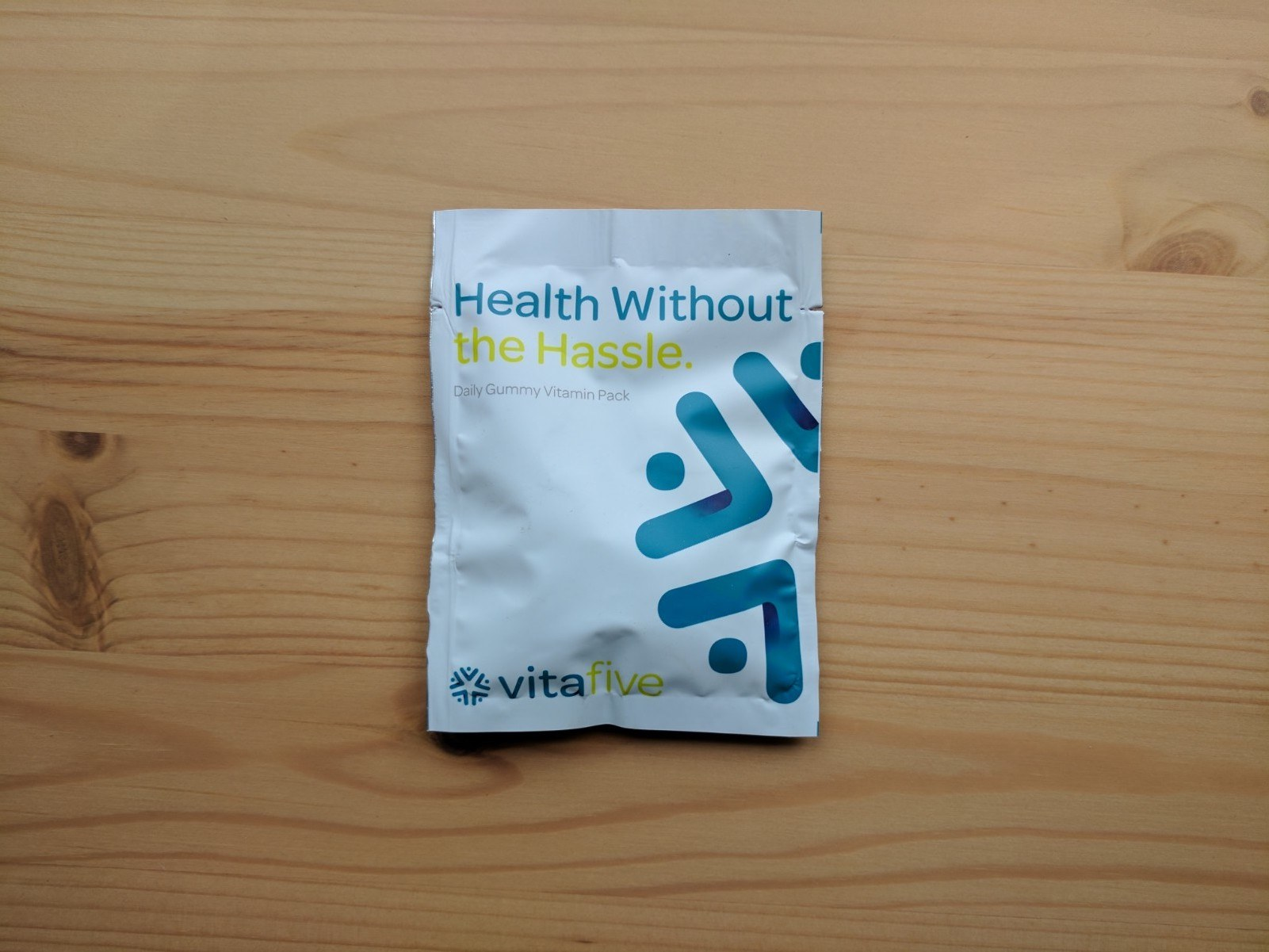 VitaFive Health Without the Hassle Daily Gummy Vitamin Pack