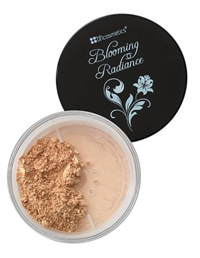 BH Blooming Radiance Mineral Powder Foundation