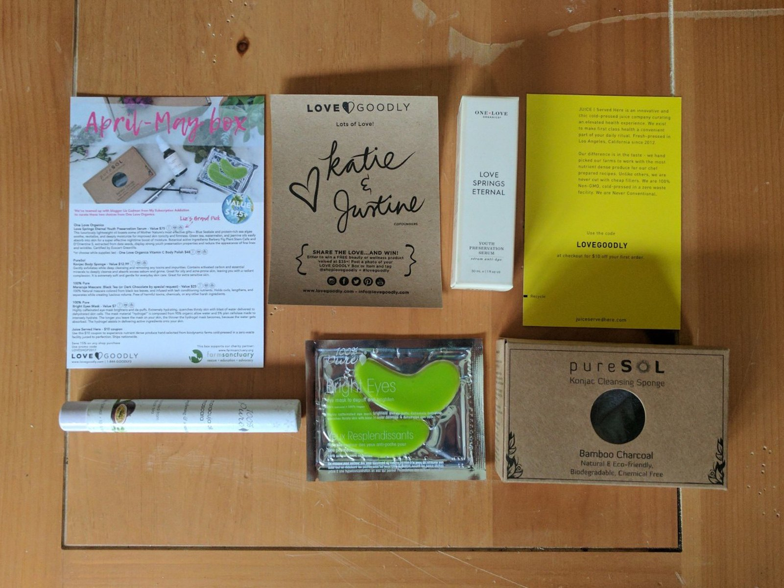 Love Goodly Subscription Box Review