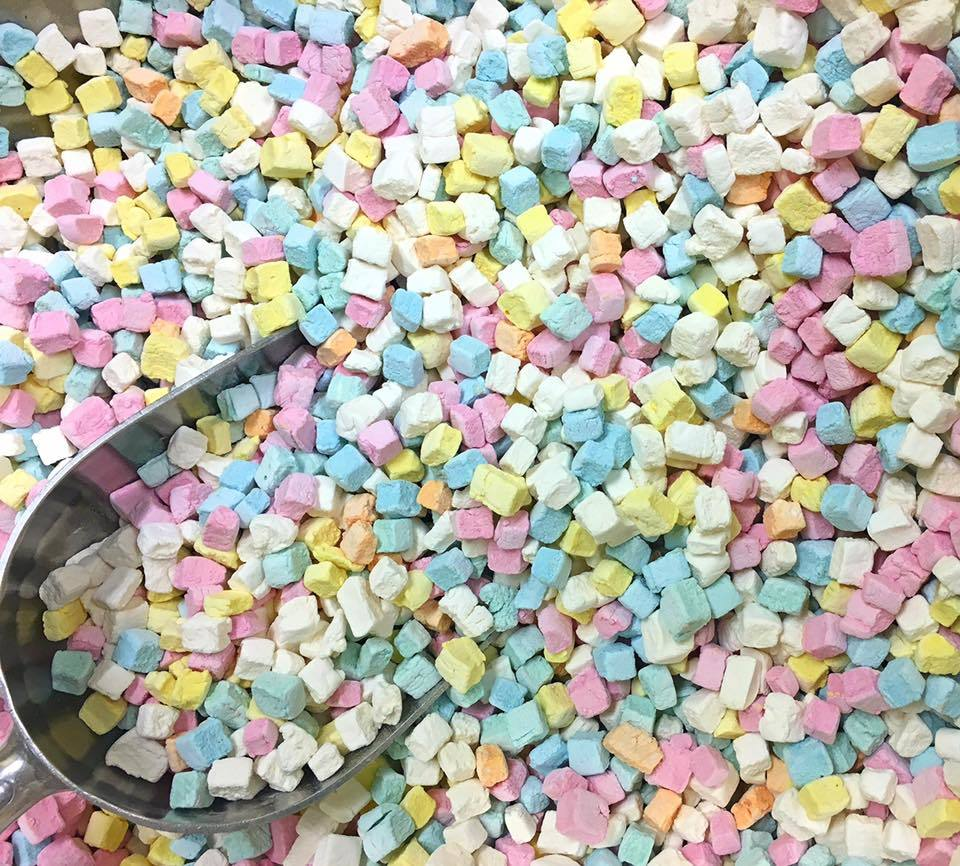 Sweet and Sara Dried Cereal Marshmellows